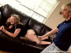 custom spanking video